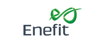 Sprzedawca energii: logo Enefit