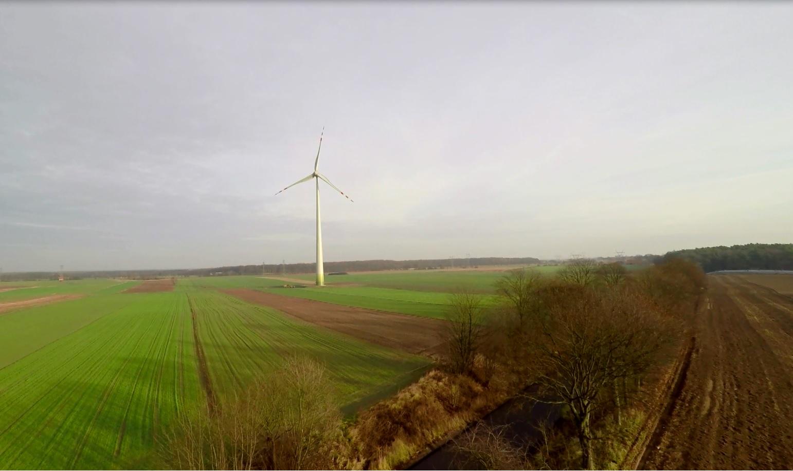 elektrownia wiatrowa Baczyna