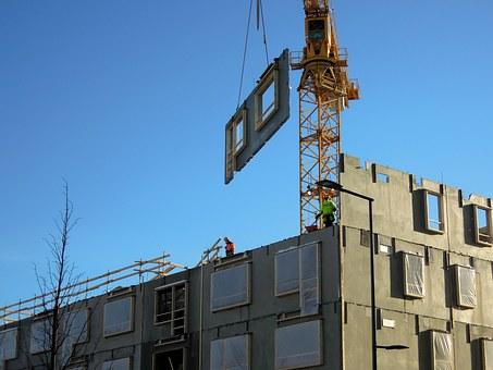 budowanie bloku