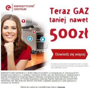 ec - oferta 500 zl rabatu