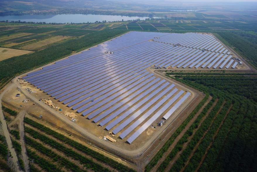 elektrownia słoneczna RWE na Węgrzech