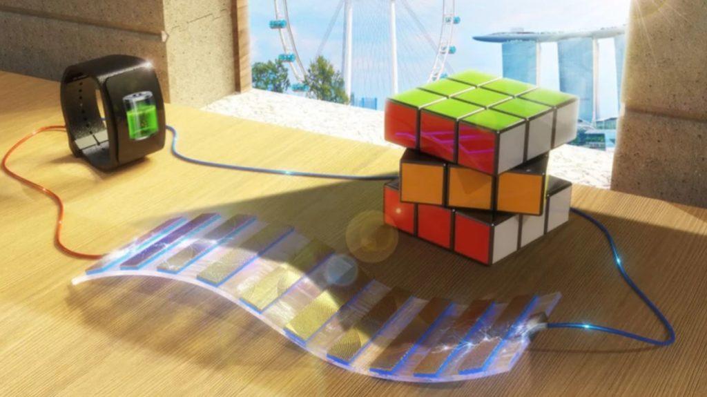 generator energii z cienia
