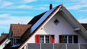 instalacja fotowoltaiczna na dachu - mój prąd