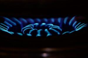 kuchenka na gaz - zaległy rachunek