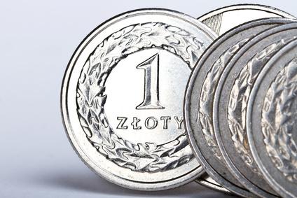 oprocentowanie rachunku - polskie złotówki
