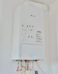 Ogrzewanie mieszkania gazem - kocioł gazowy
