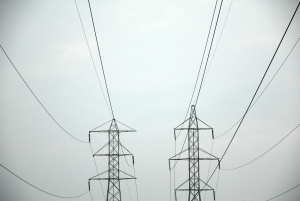 slupy elektryczne
